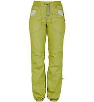 E9 Mix - pantaloni lunghi arrampicata - donna, Green