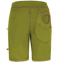 E9 Mix - kurze Kletter- und Boulderhose - Damen, Green