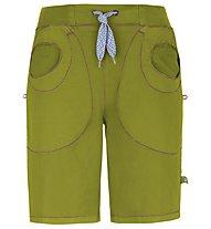 E9 Mix - pantaloni corti arrampicata - donna, Green