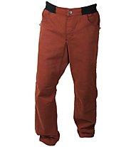 E9 Mon 10 - lange Kletter- und Boulderhose - Herren, Orange