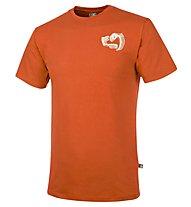 E9 Moveone Sp Smu - T-Shirt arrampicata - uomo, Brick
