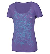 E9 New Start - Damen-T-Shirt, Lavender