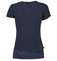 E9 Odré - Damen-Kletter-T-Shirt, Dark Blue