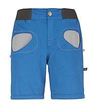 E9 Onda - pantaloni corti arrampicata - donna, Blue