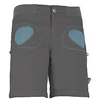 E9 Onda - pantaloni corti arrampicata - donna, Grey