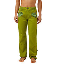 E9 Onda Slim - Kletter-/Boulderhose - Damen, Green
