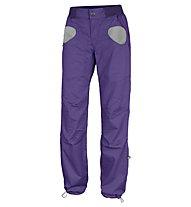 E9 Onda Slim - pantaloni arrampicata - donna, Violet