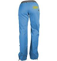 E9 Onda Story Pant - lange Kletter- und Boulderhose Damen, Blue