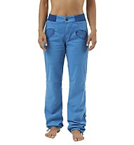 E9 Onda Story - pantaloni arrampicata - donna, Blue