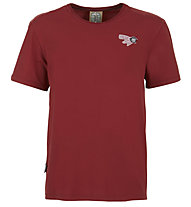 E9 Onemove 1c - Herren-Kletter-T-Shirt, Red