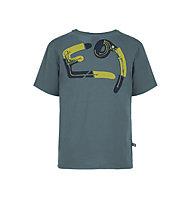 E9 Onemovec2C - t-shirt arrampicata - uomo, Blue