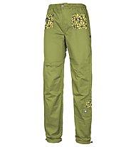 E9 Quadro Pant - Kletterhose für Damen, Apple/Cedar