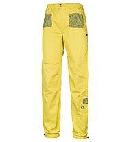 E9 Quadro Pant - Kletterhose für Damen, Cedar/Apple