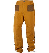 E9 Quadro Pantaloni lunghi arrampicata uomo, Orange
