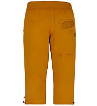 E9 R3 - 3/4-Kletter- und Boulderhose - Herren, Dark Yellow