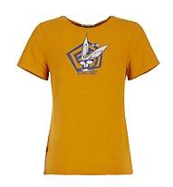 E9 Rabbit - t-shirt arrampicata - bambino, Yellow