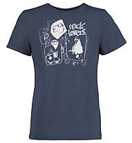 E9 Rescue - T-shirt - Kinder, Blue