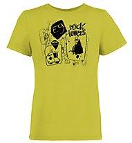 E9 Rescue - T-shirt - Kinder, Green