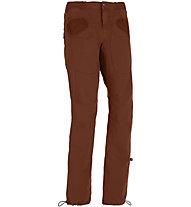 E9 Rondo Slim - pantaloni lunghi arrampicata - uomo, Brown