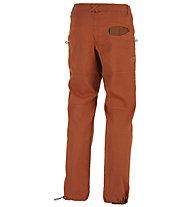 E9 Rondoflax - Kletter- und Boulderhose - Herren, Brown