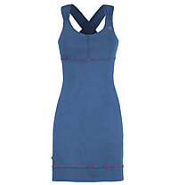E9 Selly - vestito - donna, Blue