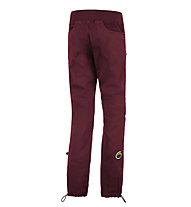 E9 Sindy - pantaloni lunghi arrampicata - donna, Pink