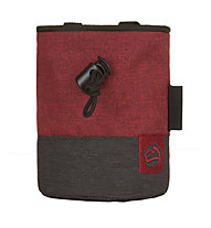 E9 Topo - Magnesiumbeutel, Red/Brown