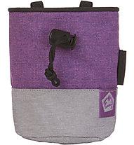 E9 Topo - Magnesiumbeutel, Purple/Grey