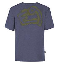 E9 Turner - T-Shirt Klettern - Herren, Blue
