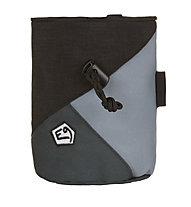 E9 Zucca - chalkbag, Black/Grey