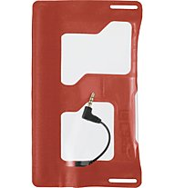 E Case iPod/iPhone Case w/jack, Mandarin Red