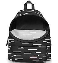 Eastpak Padded Pak'r - Tagesrucksack, Black/White