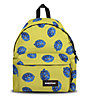 Eastpak Padded Pak'R - Rucksack, Yellow/Blue