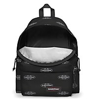 Eastpak Padded Pak'R - Rucksack, Black/White
