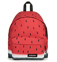 Eastpak Padded Pak'R - zaino tempo libero, Red/Green