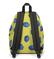 Eastpak Padded Pak'R - zaino tempo libero, Yellow/Blue