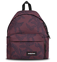 Eastpak Padded Pak'R - zaino tempo libero, Dark Red/Black