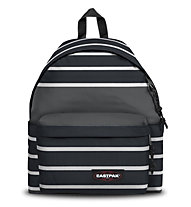 Eastpak Padded Pak'R - zaino tempo libero, Black/White/Grey