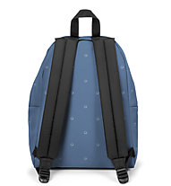 Eastpak Padded Pak'R - zaino tempo libero, Light Blue/White