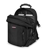Eastpak Provider 33 L - Tagesrucksack mit Laptop-Hülle, Black/Black