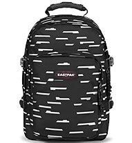 Eastpak Provider 33 L - Tagesrucksack mit Laptop-Hülle, Black/White