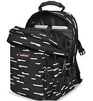 Eastpak Provider 33 L - Zaino tempo libero, Black/White