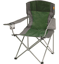 Easy Camp Arm Chair - sedia pieghevole da campeggio, Dark Green