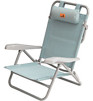 Easy Camp Breaker Aqua Blue - sedia a sdraio da campeggio, Light Blue