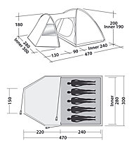 Easy Camp Eclipse 500 - tenda