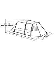 Easy Camp Huntsville 500 - tenda da campeggio