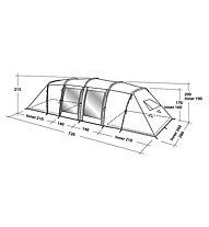 Easy Camp Huntsville 800 - tenda campeggio