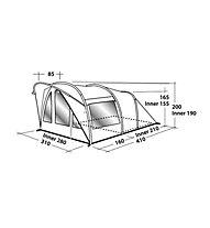 Easy Camp Hurricane 500 - Zelt
