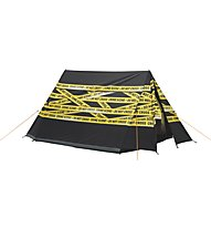 Easy Camp Image Crime Scene - tenda, Black/Yellow