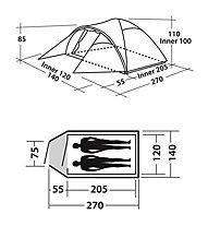 Easy Camp Quasar 200 - tenda